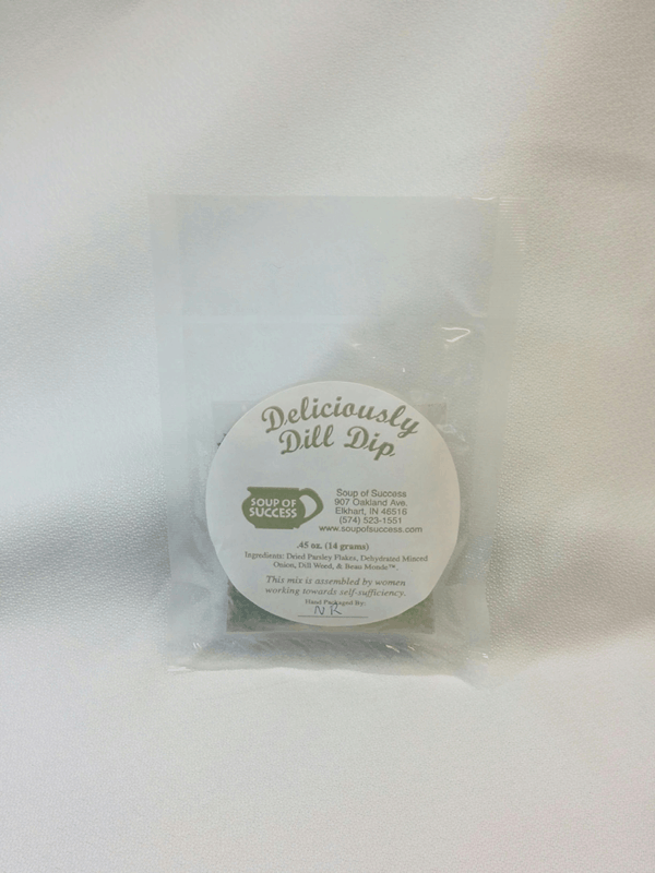 Dill Dip Package