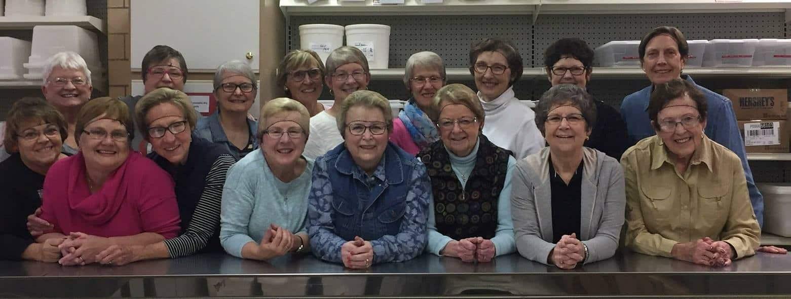 Group Photo: Trinity Women