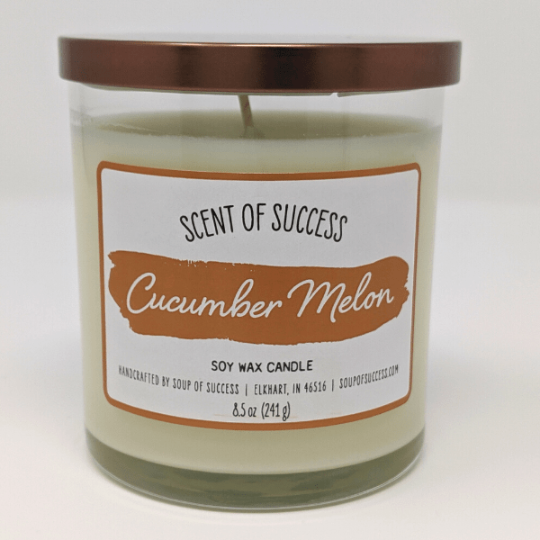 Cucumber Melon Candle