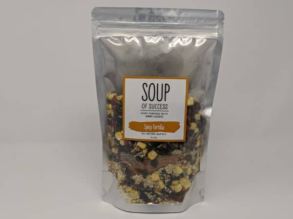 Spicy Tortilla Soup Package