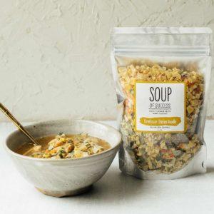 Soup of Success Farmhouse Chicken Noodle Soup product photo.