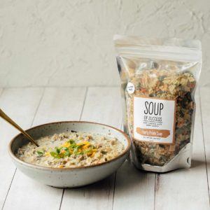 Soup of Success Hearty Potato Soup product photo.
